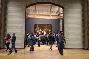 Rijksmuseum-galerie