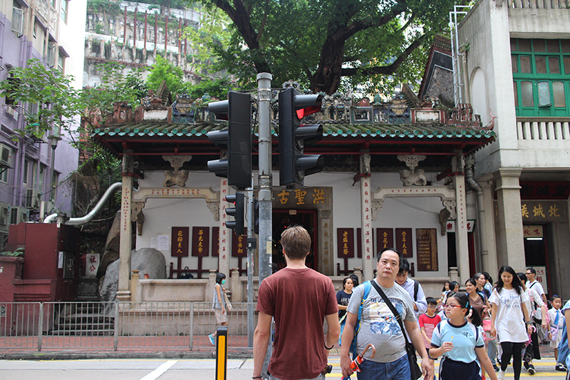 hk-Hung Shing Temple