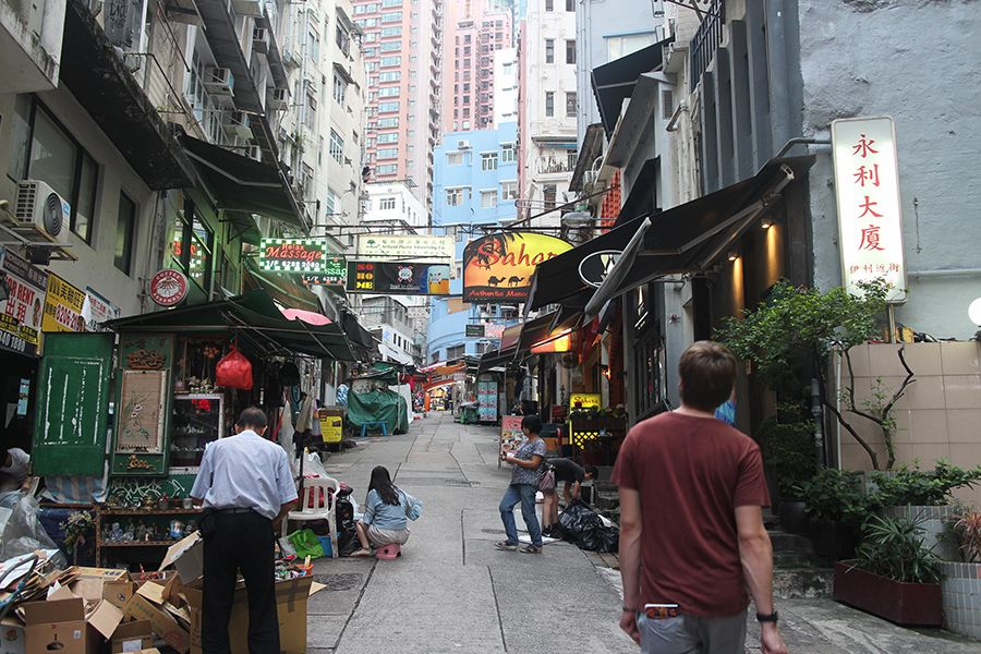 soho-rue-hongkong